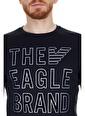Emporio Armani  T Shirt Erkek T Shırt 6G1Tf4 1Jprz 0922 Lacivert